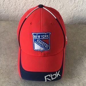 Men New York Rangers NHL hats Snapback
